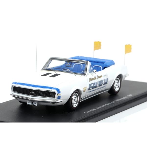 【スパーク】 1/43 Chevrolet Camaro Pace Car Indianapolis 500 1967