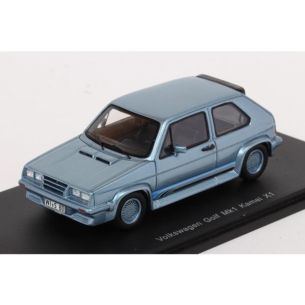 【スパーク】 1/43 VW ゴルフ MkI Kamei X1