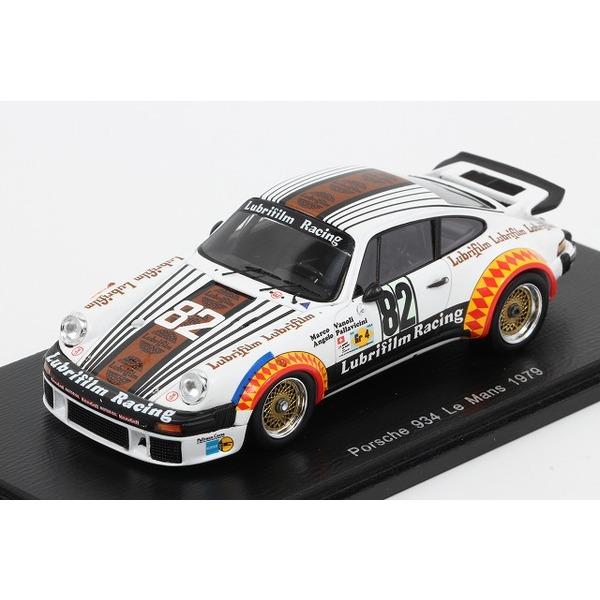 【スパーク】 1/43 Porsche 934 No.82 4th Le Mans 1979  H. Muller - A. Pallavicini - M. Vanoli
