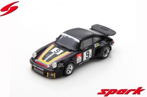 Spark 1/43 Porsche Carrera RSR 3.0 No.9 24H Le Mans 1975 F. Merello - F. Madera - L. Larrea