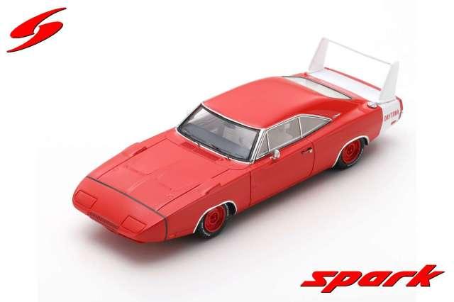 spark 1/43 CHARGER DAYTONA 1969