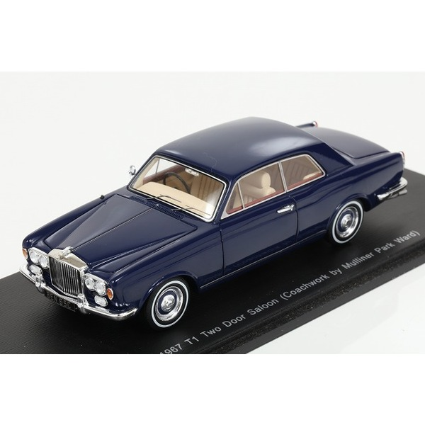 【スパーク】 1/43 Bentley T1 Two Door Saloon 1967