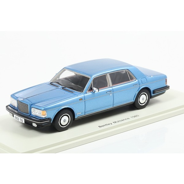 【Spark】 1/43 Bentley Mulsanne 1980