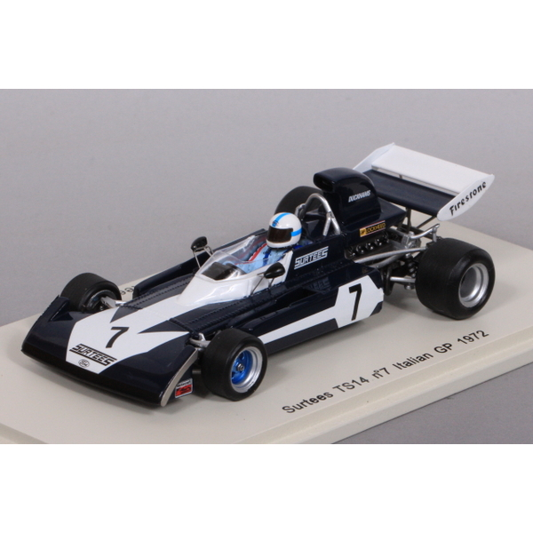 【spark】 1/43 Surtees TS14 イタリアGP1972 No.7