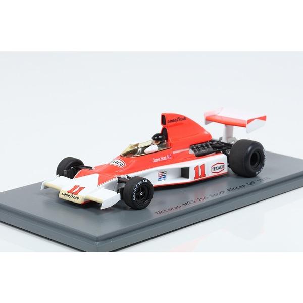 【スパーク】 1/43 McLaren M23 No.11 2nd South African GP 1976 James Hunt