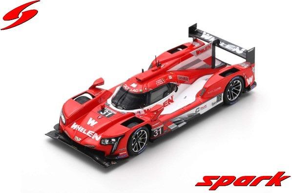 Spark 1/43 Cadillac DPi-V.R No.31 Whelen Engineering Racing Winner 12H Sebring 2019