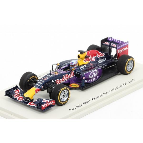 【スパーク】 1/43 Red Bull RB11 n.3 2015  Infiniti Red Bull Racing  Daniel Ricciardo