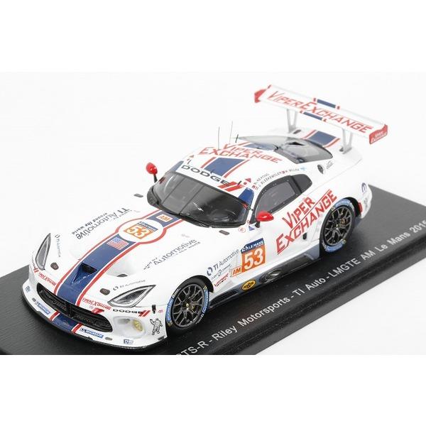 【スパーク】 1/43 SRT Viper GTS-R No.53 LMGTE Am Riley Motorsports-TI Auto J. Bleekemolen - B. Keating - M. Miller