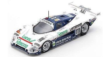 <予約> [Spark] 1/43 Spice SE 88C No.111 24H Le Mans 1988 G. Spice - R. Bellm - P. de Thoisy