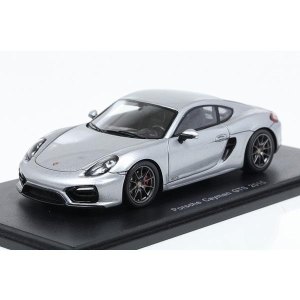 【スパーク】 1/43 Porsche Cayman GTS 2015