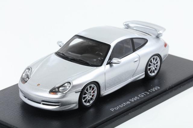 [Spark] 1/43 Porsche 996 GT3 1999