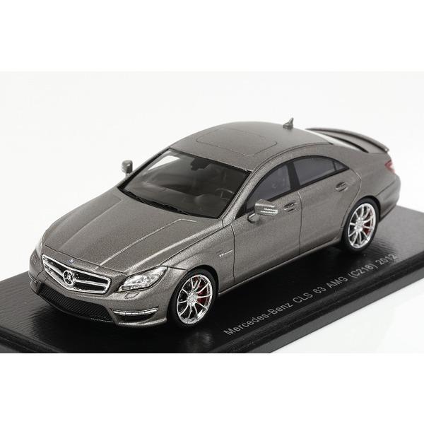 【スパーク】 1/43 Mercedes Benz CLS 63 AMG 2012