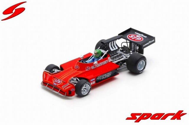 Spark 1/43 March 731 No.11 Spanish GP 1973 Henri Pescarolo
