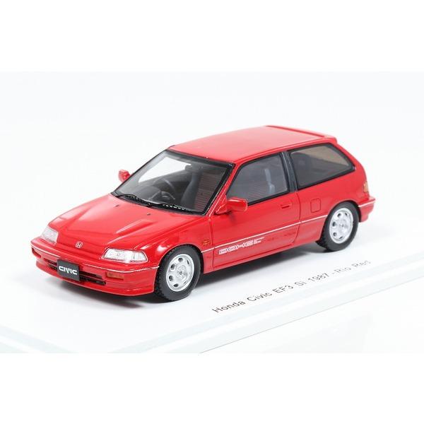 【スパーク】 1/43 Honda Civic Si 1987