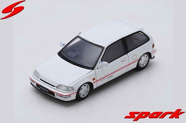 <予約> [Spark] 1/43 Honda Civic EF9 SiR 1990