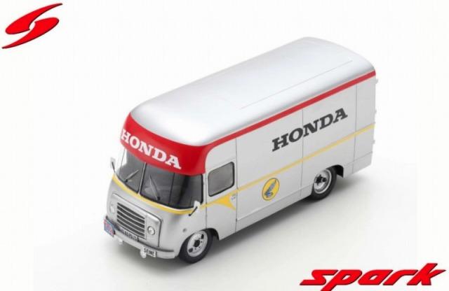 Spark 1/43 Transporter Honda F1 1965