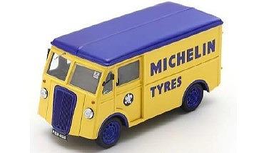 <予約> [Spark] 1/43 Morris PV 1948 Michelin