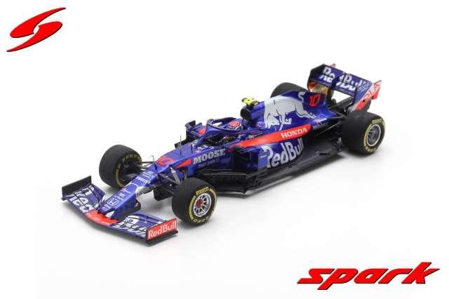 Spark 1/43 Red Bull Toro Rosso Honda No.10 Belgian GP 2019 STR14 Pierre Gasly