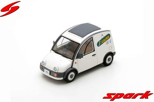 <予約> [Spark] 1/43 Nissan S-Cargo Concept 1987