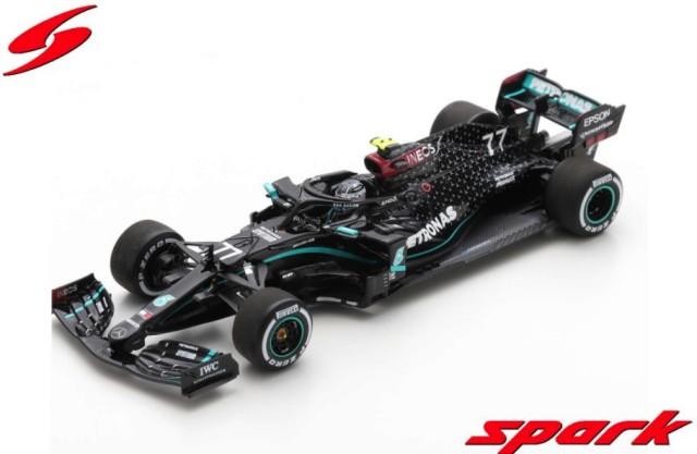 Spark 1/43 Mercedes-AMG F1 W11 EQ Performance No.77 Winner Austrian GP 2020 V.Bottas
