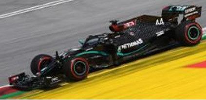 Spark 1/43 Mercedes-AMG F1 W11 EQ Performance No.44 Winner Styrian GP 2020 L.Hamilton