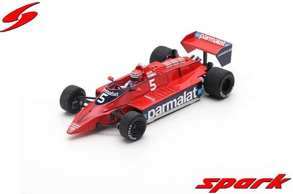 Spark 1/43 Brabham BT48 No.5 Italian GP 1979 Niki Lauda