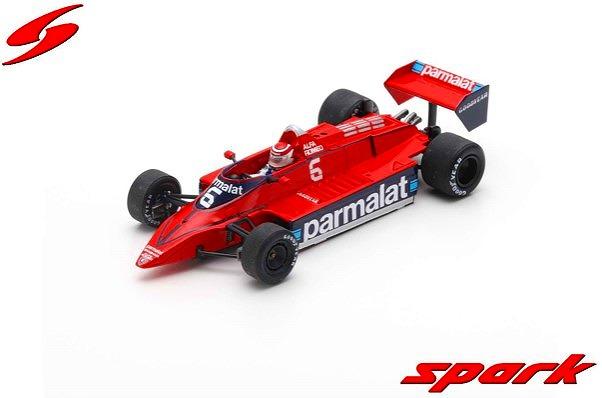 Spark 1/43 Brabham BT48 No.6 Monaco GP 1979 Nelson Piquet