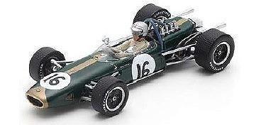 <予約> [Spark] 1/43 Brabham BT19 No.16 Winner Dutch GP 1966 Jack Brabham