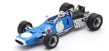 <予約> [Spark] 1/43 Matra MS11-12 Test Albi 1969 Jackie Stewart