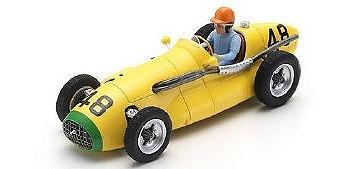 <予約> [Spark] 1/43 Connaught A No.48 French GP 1953 Johnny Claes