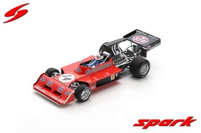 spark 1/43 March 731 No.14 Monaco GP 1973Jean-Pierre Jarier