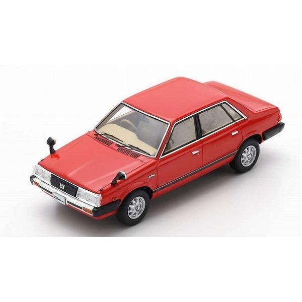 【Spark】 1/43 SUBARU Leone 4 Door Sedan 1.8 1979