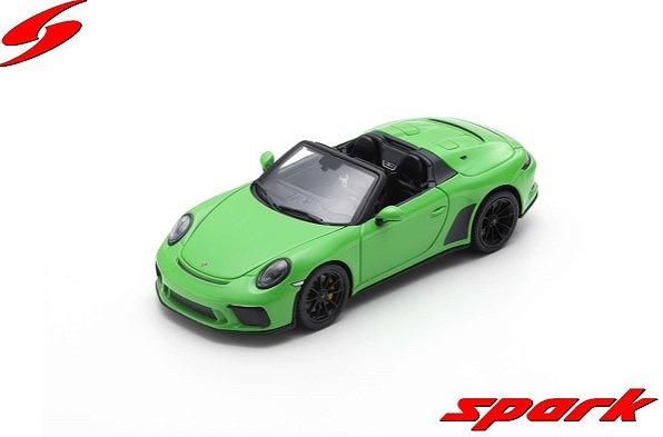 Spark 1/43 Porsche 911 Speedster 2019