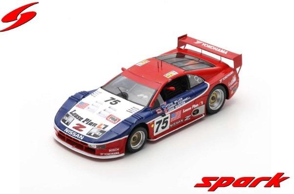 Spark 1/43 Nissan 300 ZX No.75 24H Le Mans 1994 J. Morton - J. O'Connell - S. Millen