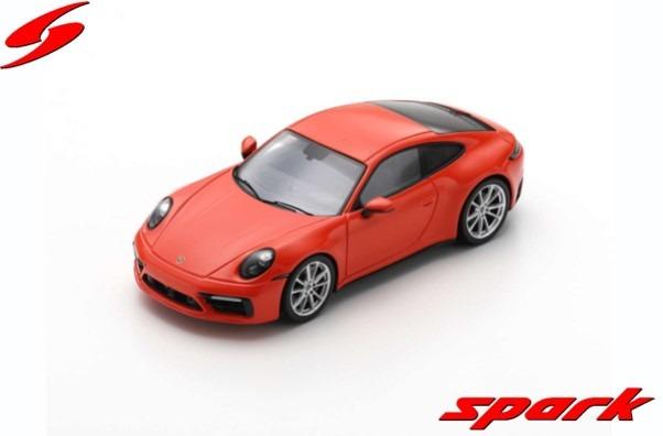 Spark 1/43 Porsche 992 Carrera S 2019