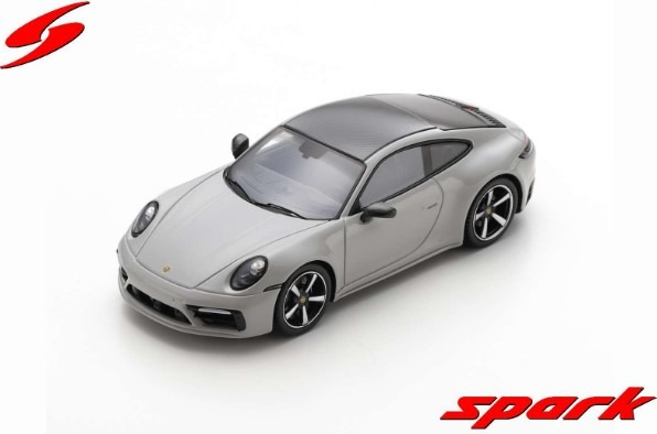 Spark 1/43 Porsche 992 Carrera 4S 2019
