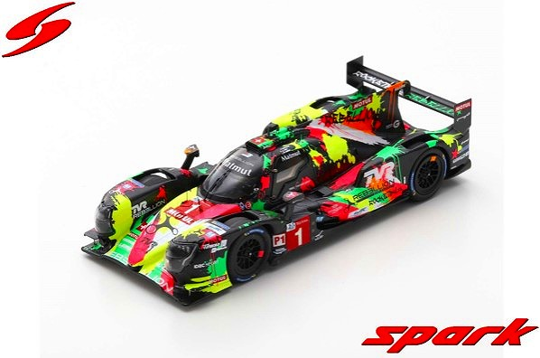 Spark 1/43 Rebellion R13 - Gibson No.1 4th 24H Le Mans 2019  N. Jani - A. Lotterer - B. Senna