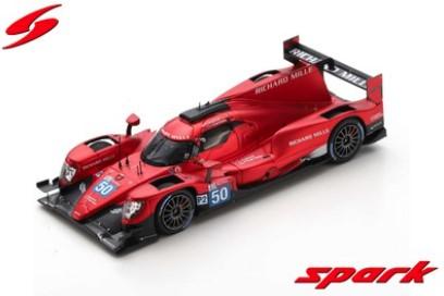 Spark 1/43 Oreca 07 - Gibson No.50 Richard Mille Racing Team 24H Le Mans 2020
