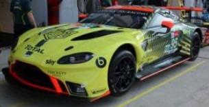 Spark 1/43 Aston Martin Vantage AMR No.95 Aston Martin Racing 3rd LMGTE Pro class 24H Le Mans 2020