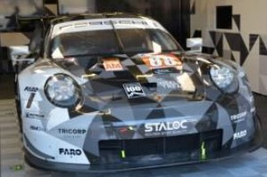 <予約 2021/3月発売予定> Spark 1/43 Porsche 911 RSR No.88 Dempsey-Proton Racing - 24H Le Mans 2020