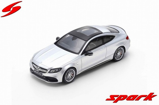 Spark 1/43 Mercedes-AMG C 63 Coupe 2019