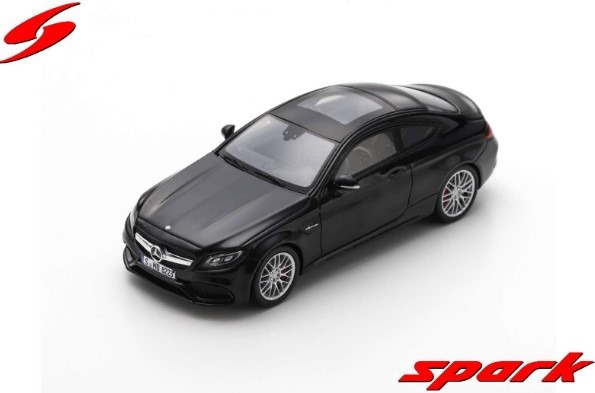 Spark 1/43 Mercedes-AMG C 63 Coupe 2015