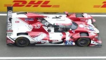 <予約 2022/2月発売予定> spark 1/43 Oreca 07 - Gibson No.20 High Class Racing 24H Le Mans 2021 D. Andersen - R. Taylor - M. S?rensen