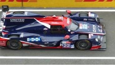 <予約 2022/2月発売予定> spark 1/43 Oreca 07 - Gibson No.22 United Autosports USA 24H Le Mans 2021 P. Hanson - F. Scherer - F. Albuquerque
