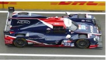 <予約 2022/4月発売予定> spark 1/43 Oreca 07 - Gibson No.23 United Autosports 9th 24H Le Mans 2021 P. di Resta - A. Lynn - W. Boyd