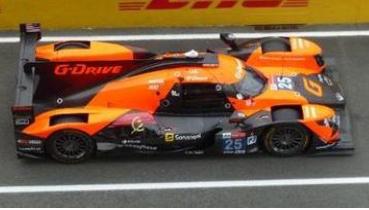 <予約 2022/5月発売予定> spark 1/43 Aurus 01 - Gibson No.25 G-Drive Racing 24H Le Mans 2021 J. Falb - R. Merhi - R. Andrade