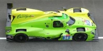 <予約 2022/1月発売予定> spark 1/43 Oreca 07 - Gibson No.34 10th Le Mans 2021 J. Smiechowski - R. van der Zande - A. Brundle