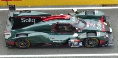 <予約 2022/2月発売予定> spark 1/43 Oreca 07 - Gibson No.38 1st Hyperpole LMP2 class Le Mans 2021 R. Gonzales - A-F. da Costa