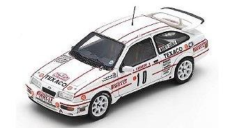 <予約> [Spark] 1/43 Ford Sierra RS Cosworth No.10 Monte-Carlo Rally 1987 K. Grundel - T. Harryman