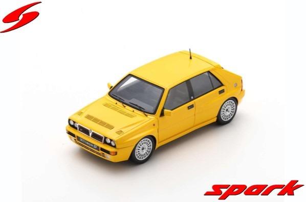 Spark 1/43 Lancia Delta HF Integrale Evoluzione 1993